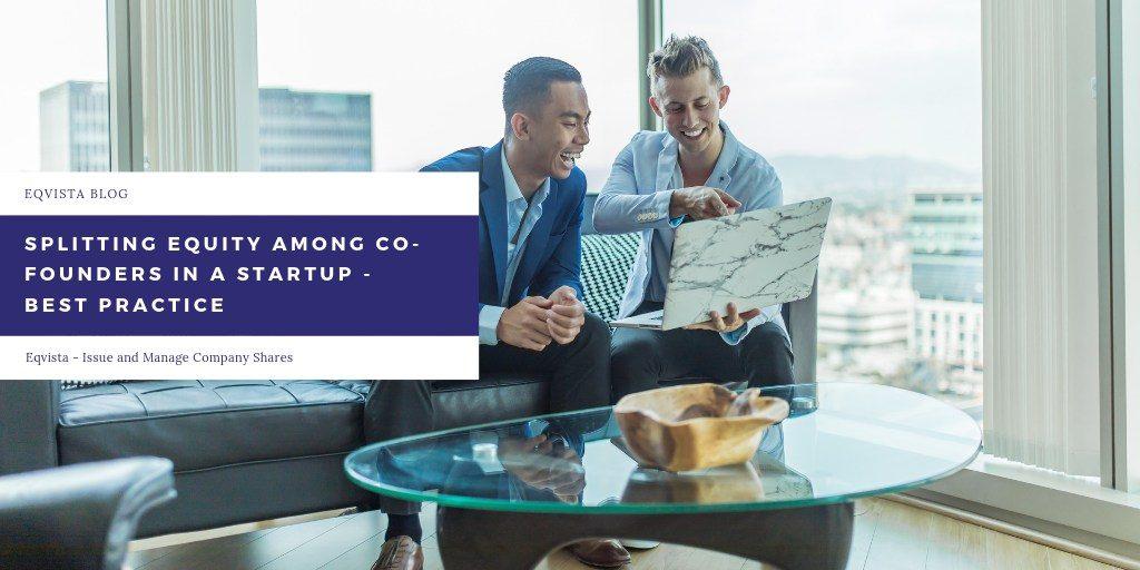 Splitting Equity Among Co-Founders