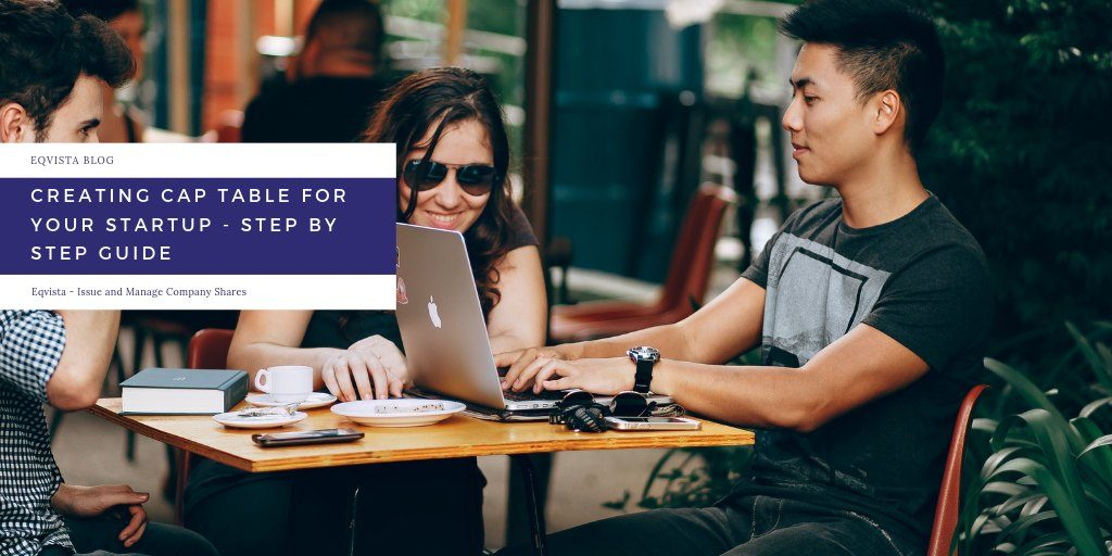 Create Cap Table Startups