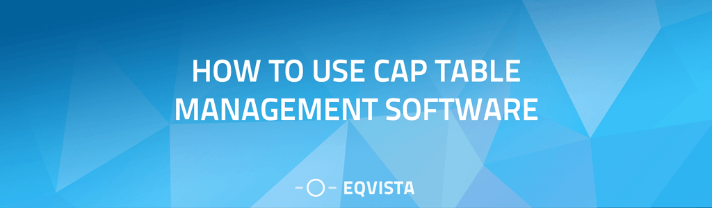 Cap Table Management Software
