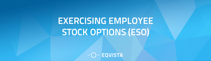 Exercising Employee Stock Options
