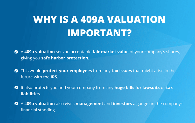 Why Is a 409A Valuation Important