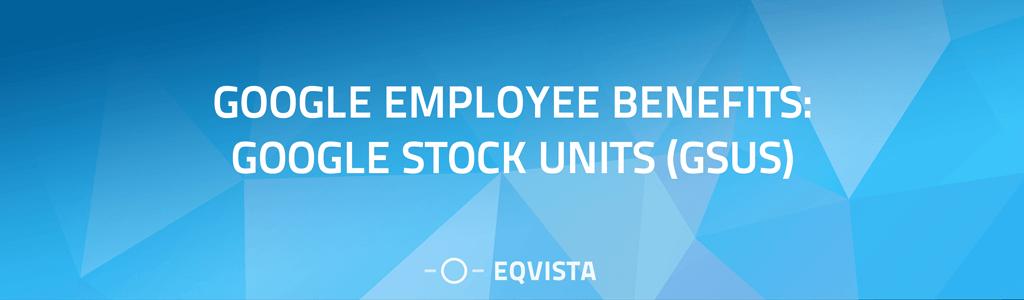 Google Stock Units