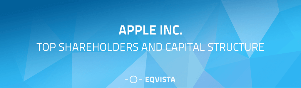 Apple Inc. - Top Shareholders and Capital Structure