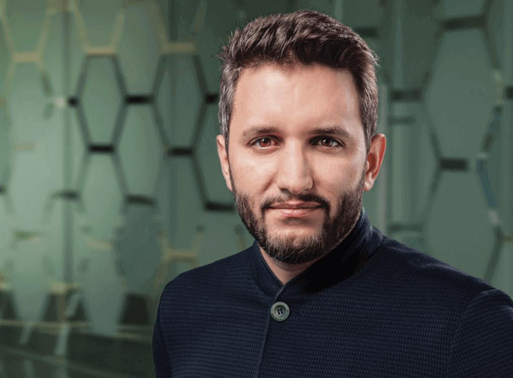 tZERO CEO: Saum Noursalehi