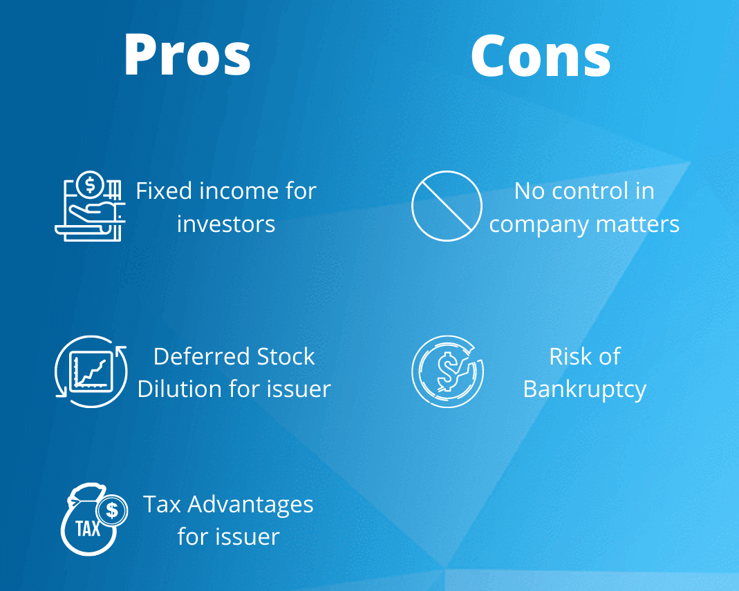 PROS AND CONS OF CONVERTIBLE BONDS