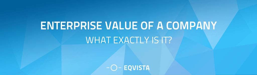Enterprise Value of a Company