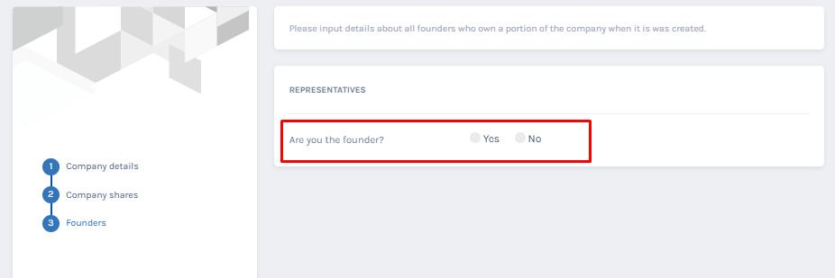 founder details