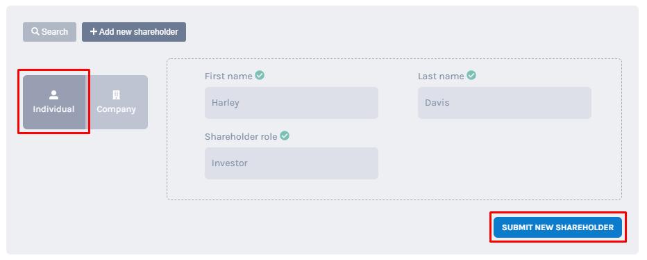 kind of shareholder